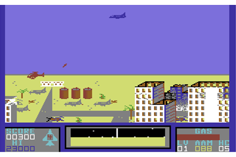 Download Falcon Patrol II (Commodore 64) - My Abandonware