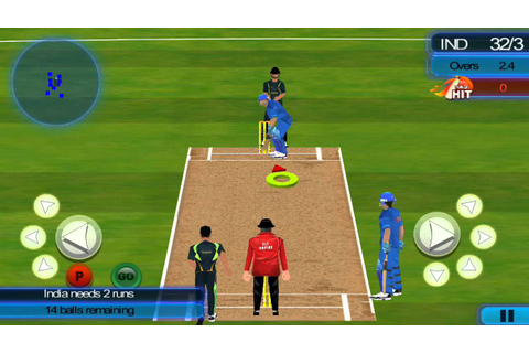 Cricket Play 3D Live The Game Android Gameplay - YouTube