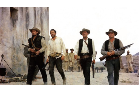 13 Bullet-Riddled Facts About 'The Wild Bunch' | Mental Floss
