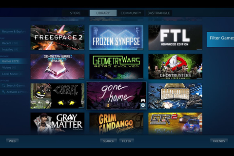 You can now stream Steam games to play on your Samsung ...