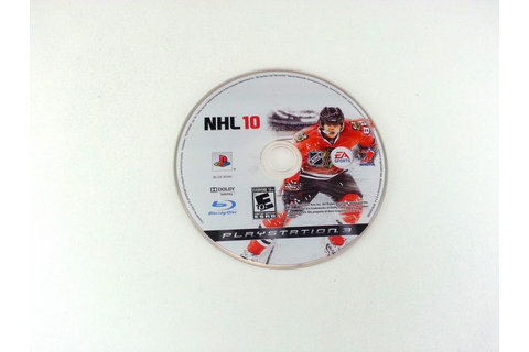 NHL 10 game for Playstation 3 (Loose) | The Game Guy