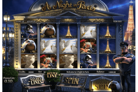 A Night in Paris Slot | Review & Free Play