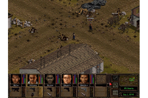 Jagged Alliance 2 Classic on Steam