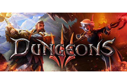 Dungeons 3 on Steam
