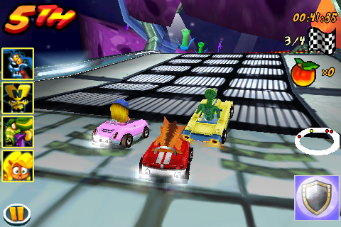 App Shopper: Crash Bandicoot Nitro Kart 3D (Games)