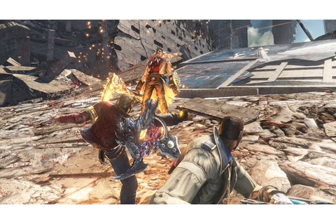 Rise of Incarnates – Free-to-Play online fighting game ...