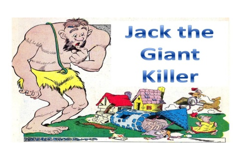 Jack the Giant Killer - comic story part 1 - Games to ...