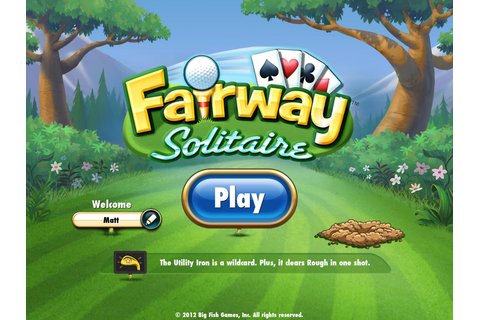 Fairway Solitaire | Articles | Pocket Gamer