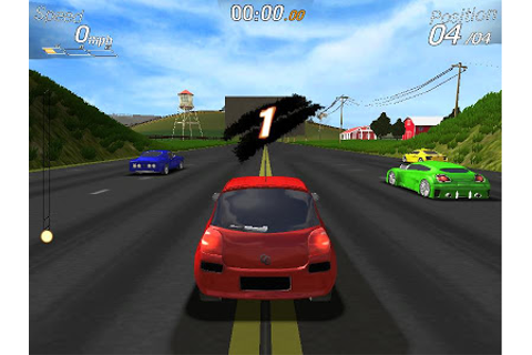 FREE DOWNLOAD GAME Crazy Cars: Hit The Road (PC/RIP/ENG ...