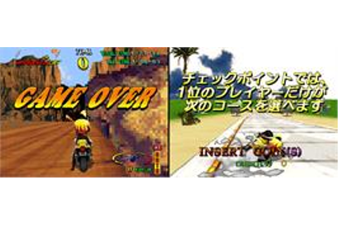 Cool Riders - Arcade - Games Database