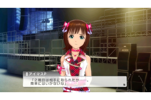 The Idolmaster: One For All second trailer - Gematsu