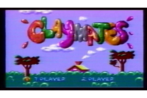 (SNES) Claymates - Trailer - YouTube