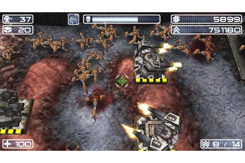 Savage Moon: The Hera Campaign Coming to PSP ...