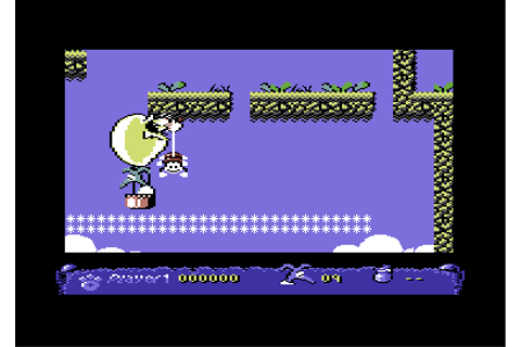 Download Nobby the Aardvark (Commodore 64) - My Abandonware