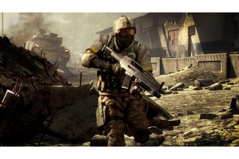 All Gaming: Download Battlefield Bad Company 2 (pc Game) Free