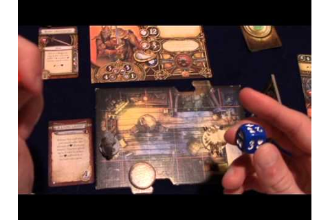 Descent Co Op - Fantasy Flight Games - Board game rules ...