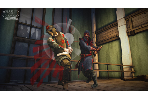 Assassin's Creed Chronicles: Russia (PS4 / PlayStation 4 ...