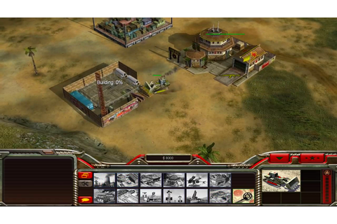 Command & Conquer: Generals - Zero Hour Download Game ...