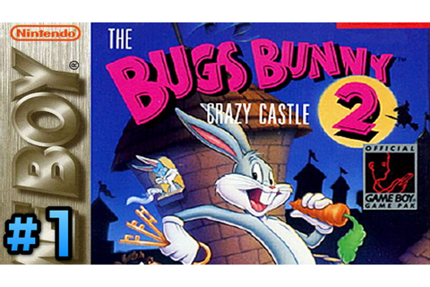 The Bugs Bunny Crazy Castle 2 - BUGS IS BACK - Part 1 ...