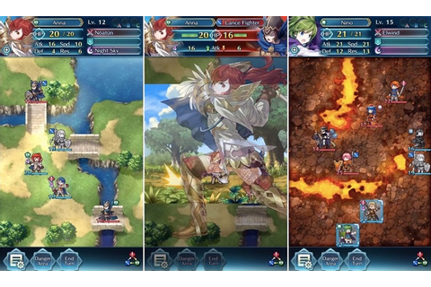 Fire Emblem Heroes: Nintendo's New Game Released ...