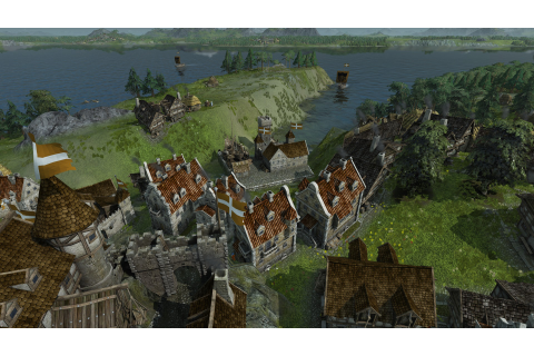 Download Grand Ages: Medieval Full PC Game