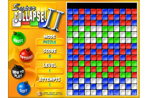 Super Collapse II Download on Games4Win