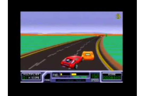Roadblasters Arcade Gameplay - YouTube