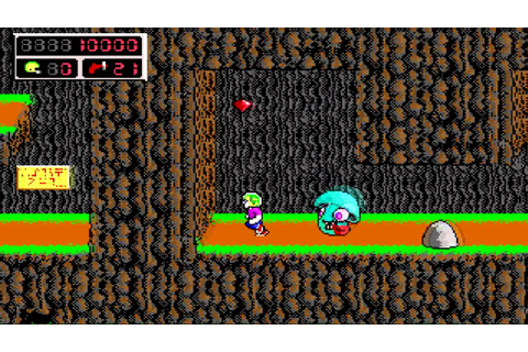 Commander Keen: Secret of the Oracle HD Gameplay - YouTube