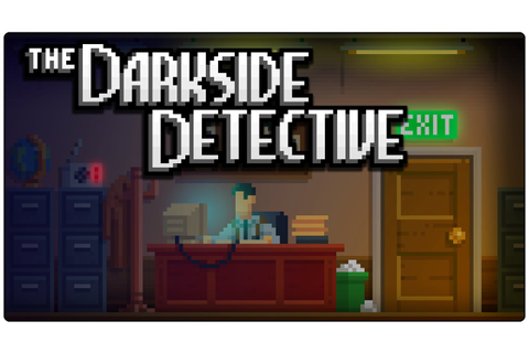 Free Game Friday: The Darkside Detective – GameSpew