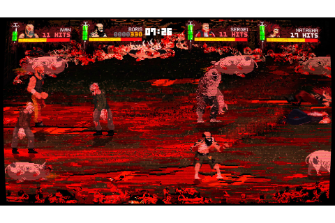 3rd-strike.com | Mother Russia Bleeds – Review