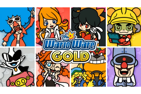 WarioWare Gold - Story Mode FULL GAME Walkthrough - YouTube