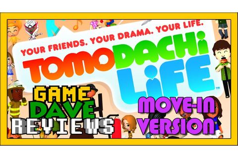 Tomodachi Life Move-In Version: First Look and Review ...