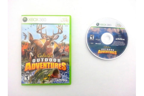 Cabela's Outdoor Adventures 2010 game for Xbox 360 | The ...