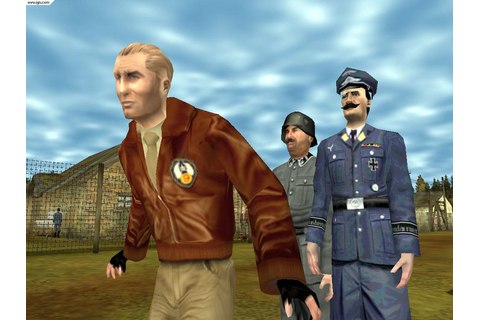 First Impressions of Prisoner of War (PS2) - IGN