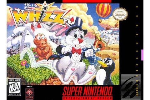 Whizz SNES Super Nintendo