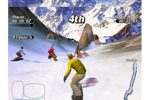 Supreme Snowboarding Game HIGHLY COMPRESSED 100% WORKING ...