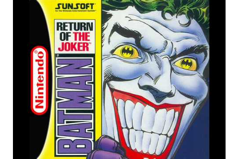 Batman - Return of the Joker (NES) - Stages 1 & 6 Music ...