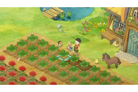 Doraemon Story Of Seasons Launches On Switch This June In ...