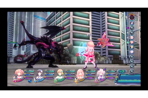 Omega Quintet Gameplay 1 - YouTube
