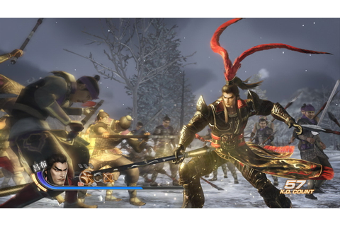 Dynasty warriors 7 Xtreme legend full crack + patch ...