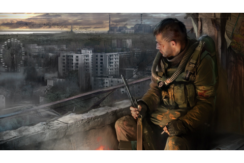 STALKER: Call of Pripyat - High Definition Wallpapers - HD ...