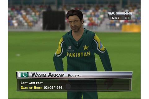 Brian Lara Cricket 2005 - PC Full Version Free Download