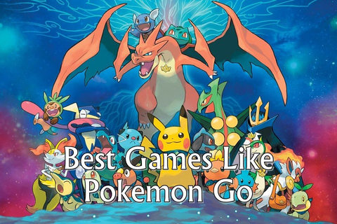 Pokemon Go Alternatives: Games Like Pokemon Go | Touch Tap ...