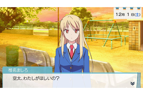"News: ""Sakurasou no Pet na Kanojo"" Visual Novel to be ..."