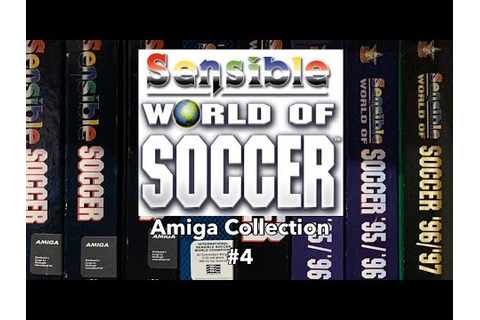 Commodore Amiga Sensible Soccer Games | Entire Amiga ...