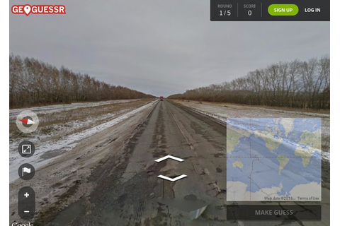 Wondermark » Archive » Check out: GeoGuessr, the Google ...