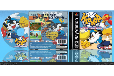 KLONOA BEACH VOLLEYBALL PSX FREE DOWNLOAD