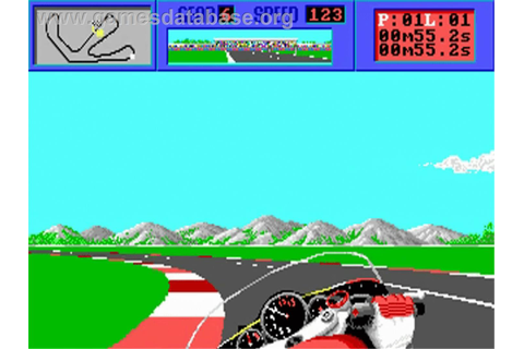 Cycles: International Grand Prix Racing - Commodore Amiga ...