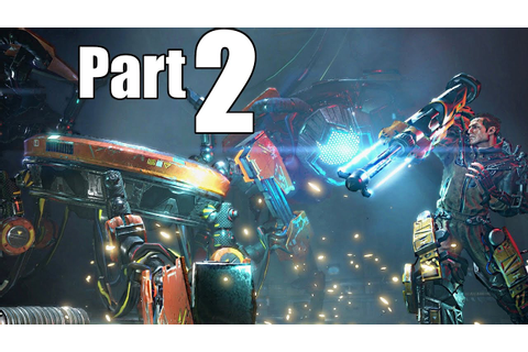 The Surge Gameplay Walkthrough Part 2- Central Production ...