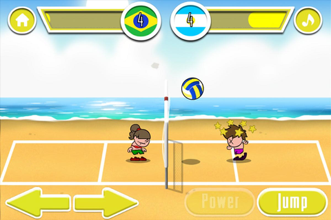 Beach Volleyball Game APK Download - Free Sports GAME for ...